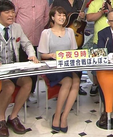 上田まりえ ミニスカートキャプ・エロ画像5