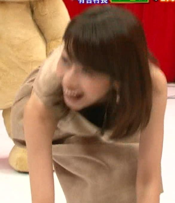 加藤綾子 胸元キャプ・エロ画像7