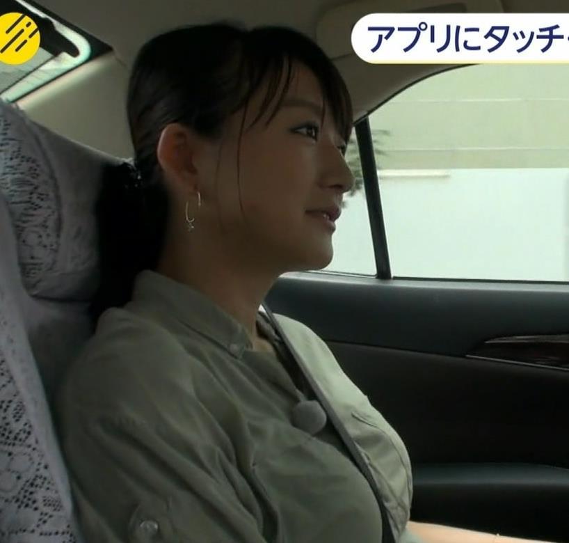 大島由香里 豪快パイスラッシュキャプ・エロ画像2