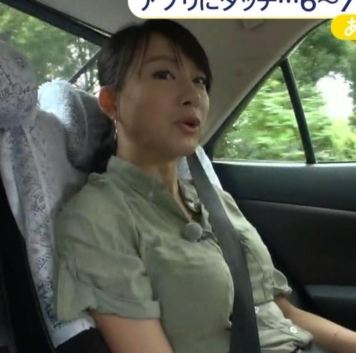 大島由香里 豪快パイスラッシュキャプ・エロ画像3