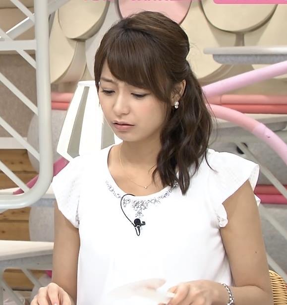宇垣美里 嫌そうな表情もかわいいキャプ・エロ画像2