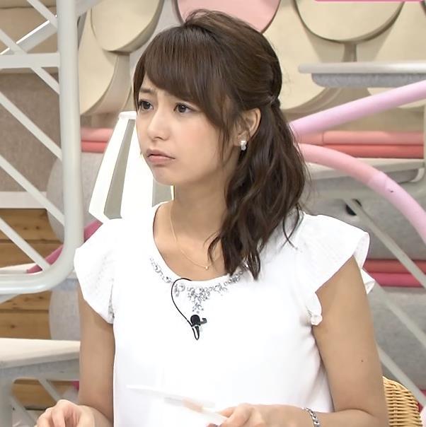 宇垣美里 嫌そうな表情もかわいいキャプ・エロ画像3