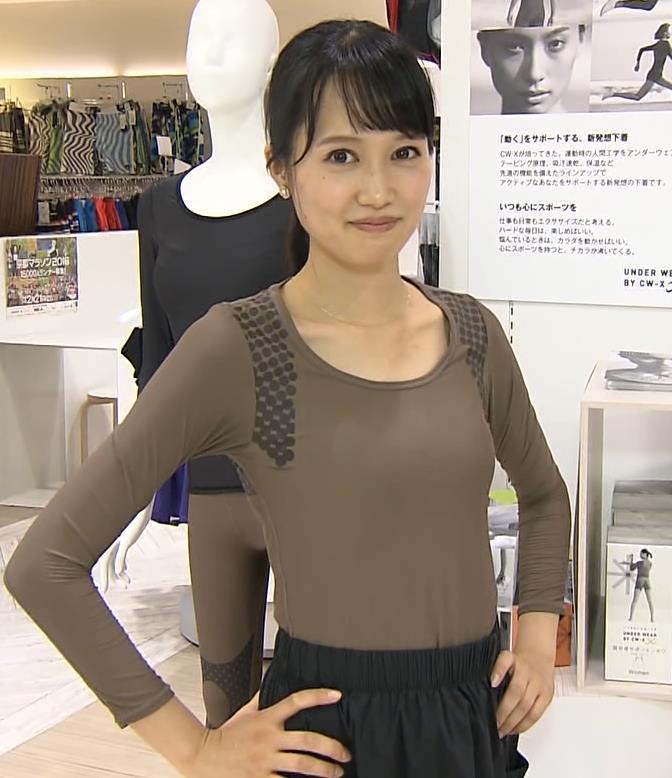 大澤亜季子 衣装キャプ・エロ画像12
