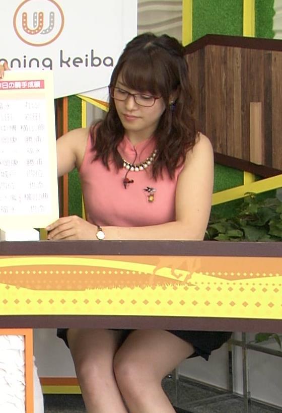 鷲見玲奈 太ももキャプ・エロ画像5
