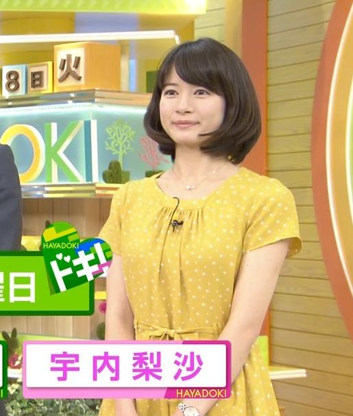 宇内梨沙 女子アナキャプ・エロ画像3