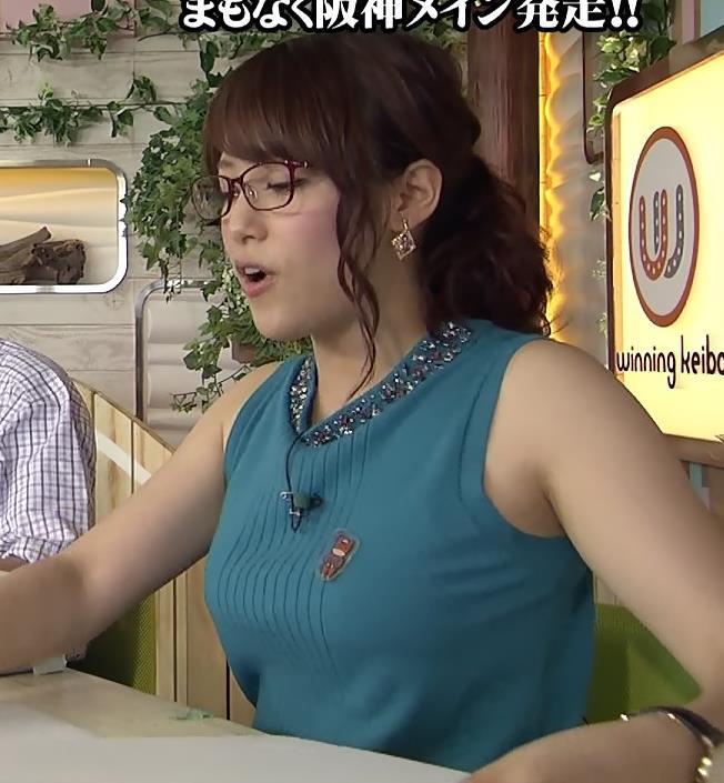 鷲見玲奈 ミニスカートキャプ・エロ画像6