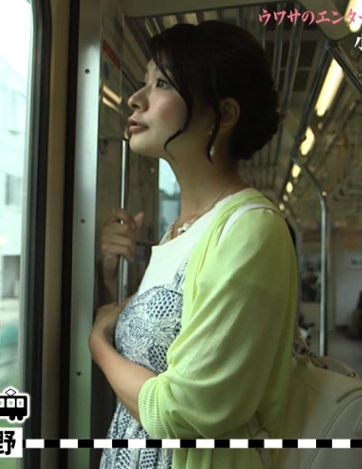 八田亜矢子 横乳キャプ・エロ画像2