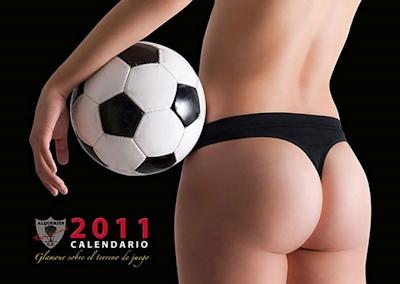 Calendario femenino del Alqueries CF 1