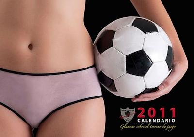Calendario femenino del Alqueries CF 2