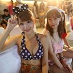 中国・南京で水上ビキニ合コンパーティーを実施