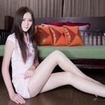 台湾美女モデル Ning セクシー美脚画像