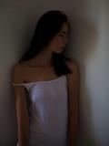 中国美少女 濡れシャツ透け乳首画像 6