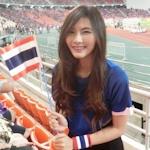 タイの美人サポーター画像特集