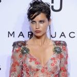 ブラジルのスーパーモデル Adriana Lima(アドリアナ・リマ) 乳首スケ シースルードレス