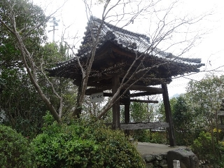 46浄瑠璃寺-鐘楼26