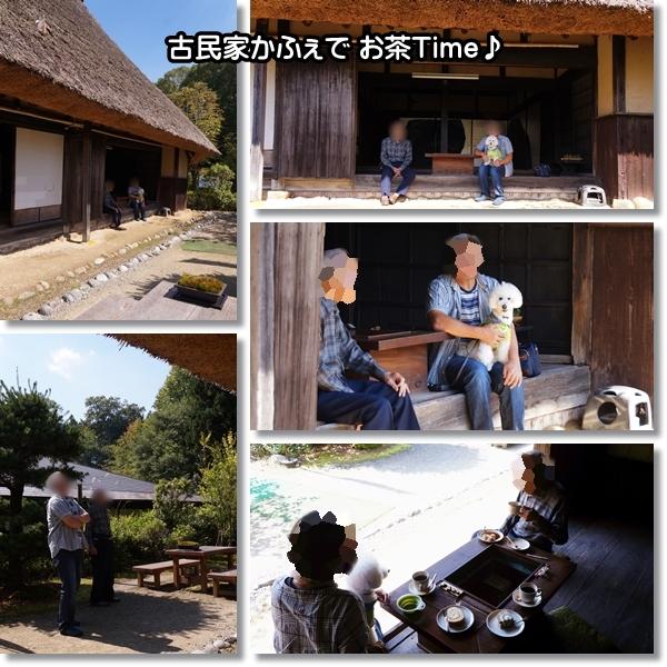 じぃちゃんと ふるさと旅行村5
