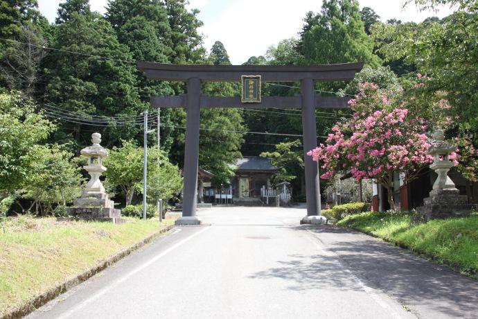 御形神社2
