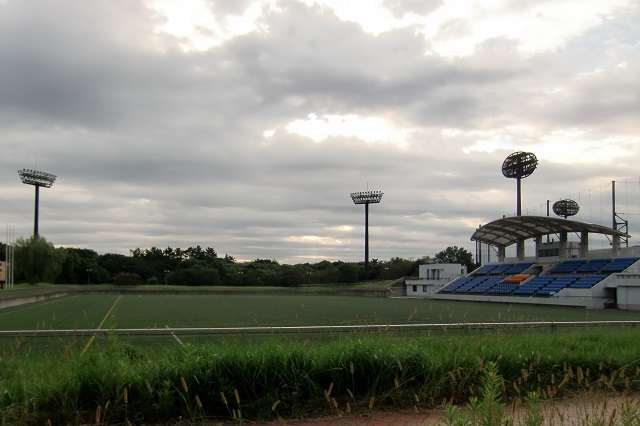 大井スポーツセンター 第二球技場