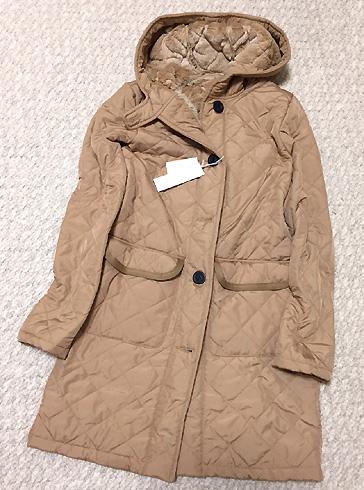「HAPTIC」さんで噂の「似せマッキントッシュ」コート、買いました