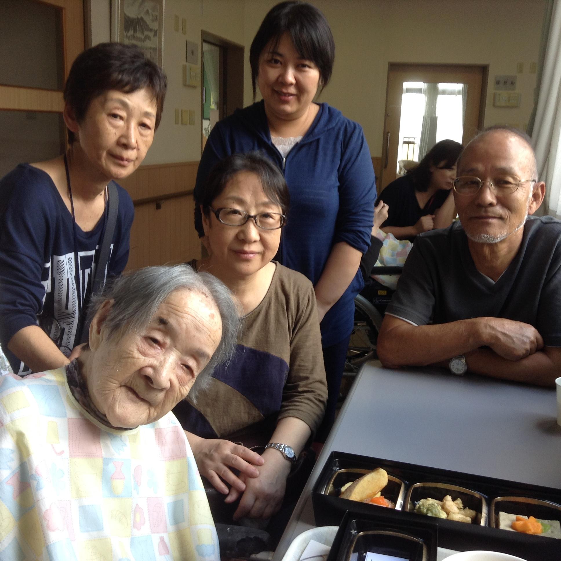 田中サ様 ご家族