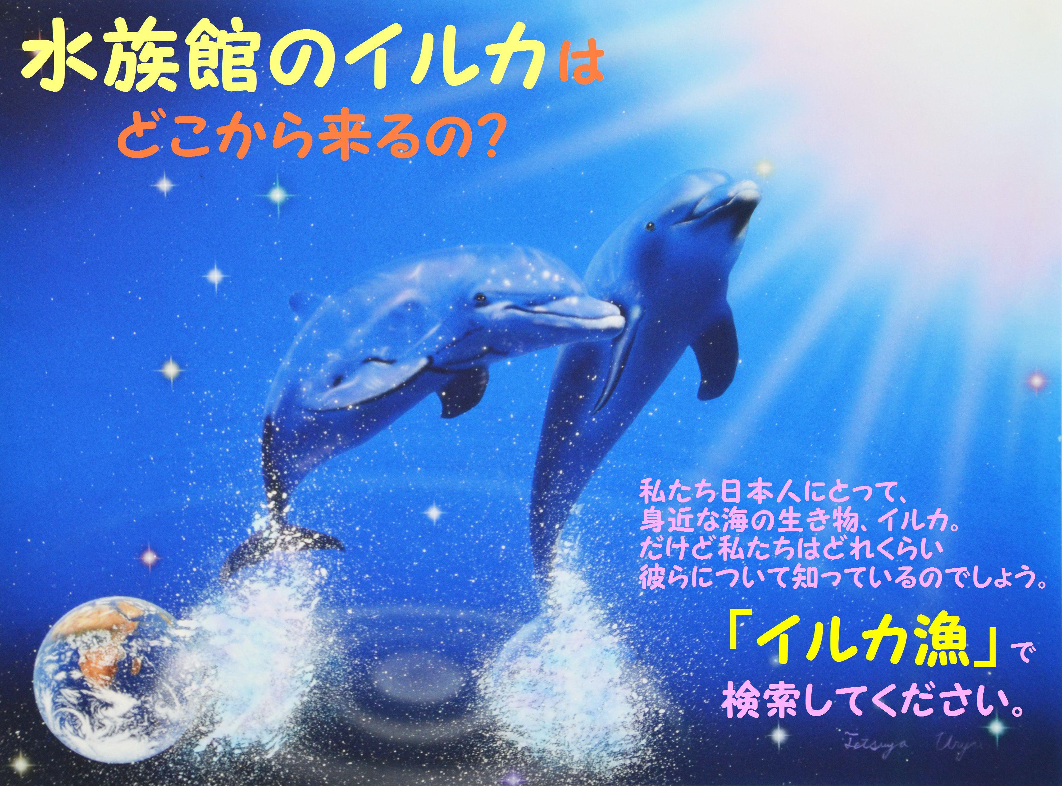 イルカ漁ポスター2
