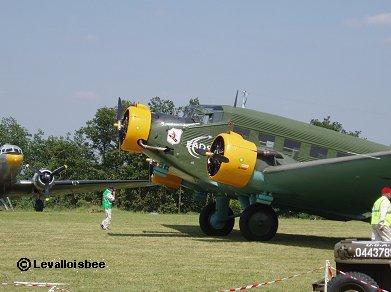 戦後も広く使われた信頼のJu52輸送機REVdownsize