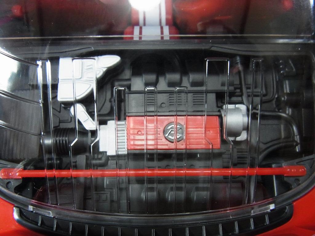 背面エンジン