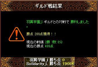 RedStone 15.08.26 結果
