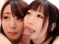 【中野ありさ】可愛すぎる美少女を手なづけた至福のフェラチオ!!