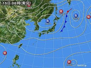 天気図15①