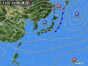 天気図14