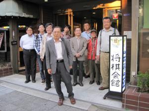 創棋会(20151018)参加者