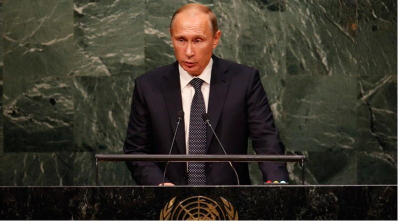 プーチン国連
