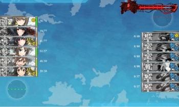 3-5空母機動部隊北方海域進出任務達成