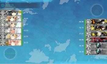 6-1任務ボス戦昼戦