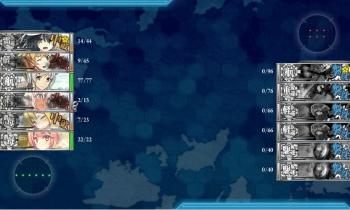 6-1潜水艦隊出撃任務達成