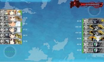 201510 3-5ボス戦指揮艦阿武隈