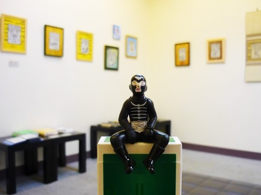 2015年個展「Kami-tsuku Tamashii」