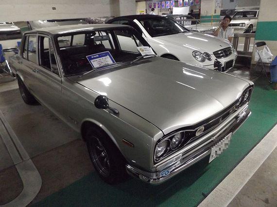 日産 スカイラインGT-R (1)