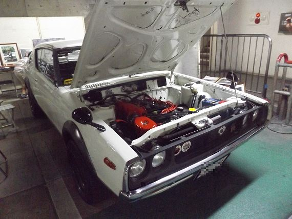 日産 スカイラインGT-R (2)
