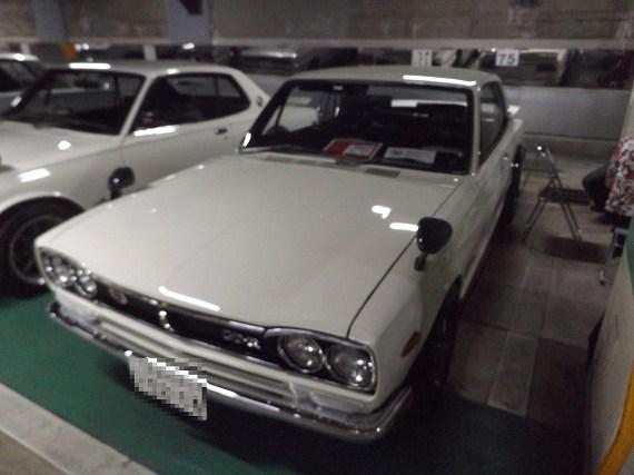 日産 スカイラインGT-R (3)