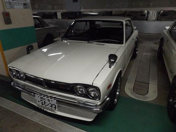 日産 スカイラインGT-R (4)