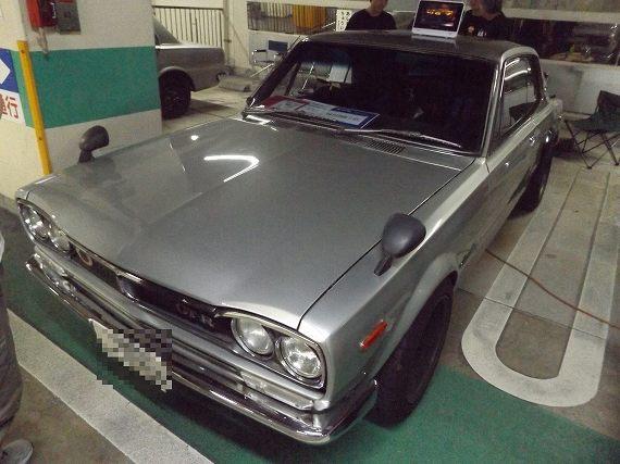 日産 スカイラインGT-R (5)