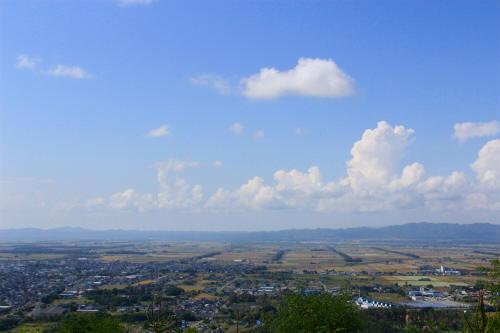 ふるさとが見える丘