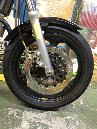 KYB38用320mm