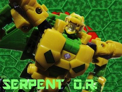 serpentor