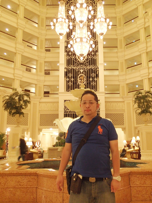 TDL ホテル