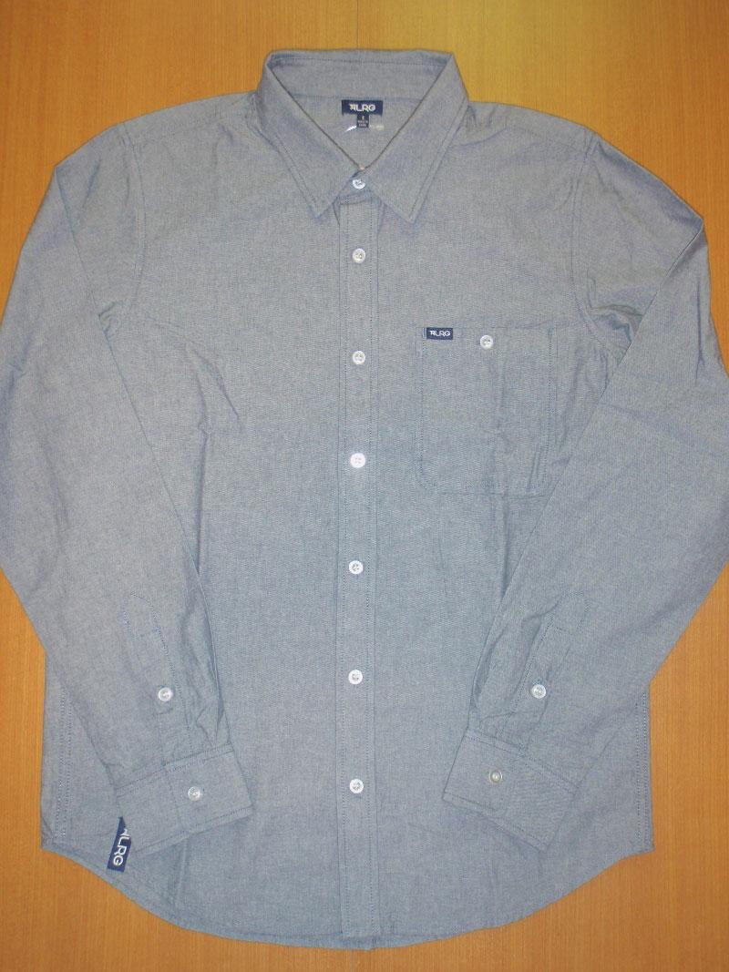2015 Fall LRG Shirt LongSleeve STREETWISE ストリートワイズ シャツ エルアールジー 長袖 神奈川 藤沢 湘南 スケート ファッション ストリートファッション ストリートブランド