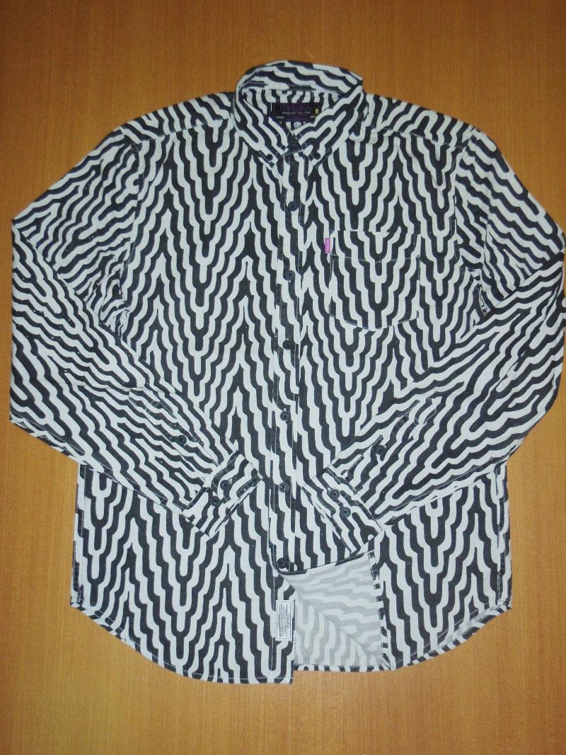 MISHKA Fall 2015 Button Up Shirt ボタンシャツ STREETWISE ストリートワイズ 神奈川 湘南 藤沢 スケート ファッション ストリートファッション ストリートブランド