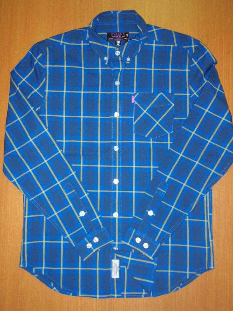 2015 Fall Mishka KeepWatch Shirt ButtonDown STREETWISE ミシカ シャツ ボタンダウン キープウォッチ ストリートワイズ 神奈川 藤沢 湘南 スケート ファッション ストリートファッション ストリートブランド